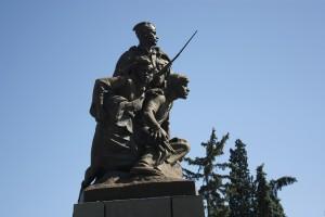 Памятник Севастополь