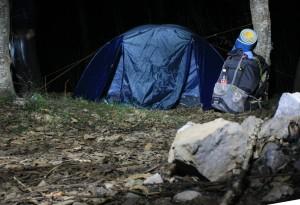 палатка тур стоянка бойка