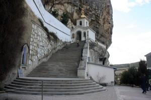успенский монастырь бахчисарай