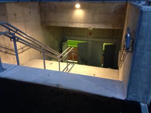 Подземный стадион Норвегия