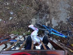 велосипед в крыму