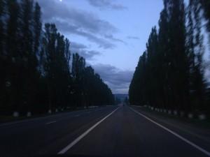 Адыгея утром