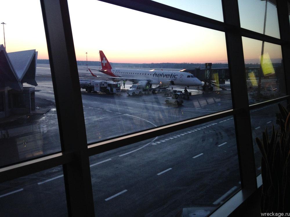 аэропорт Рига