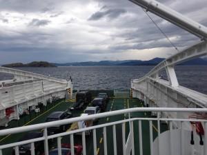 паром тау норвегия