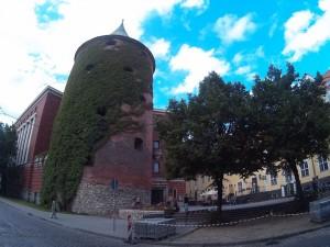 Башня в Риге