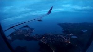 Самолёт в Норвегию