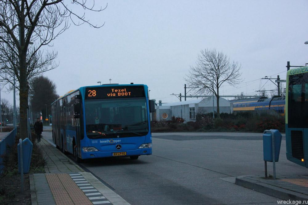 Ден Хелдер автобус