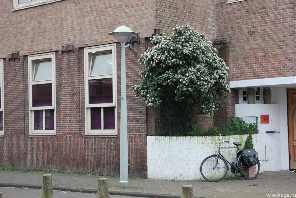 Велосипеды везде амстердам