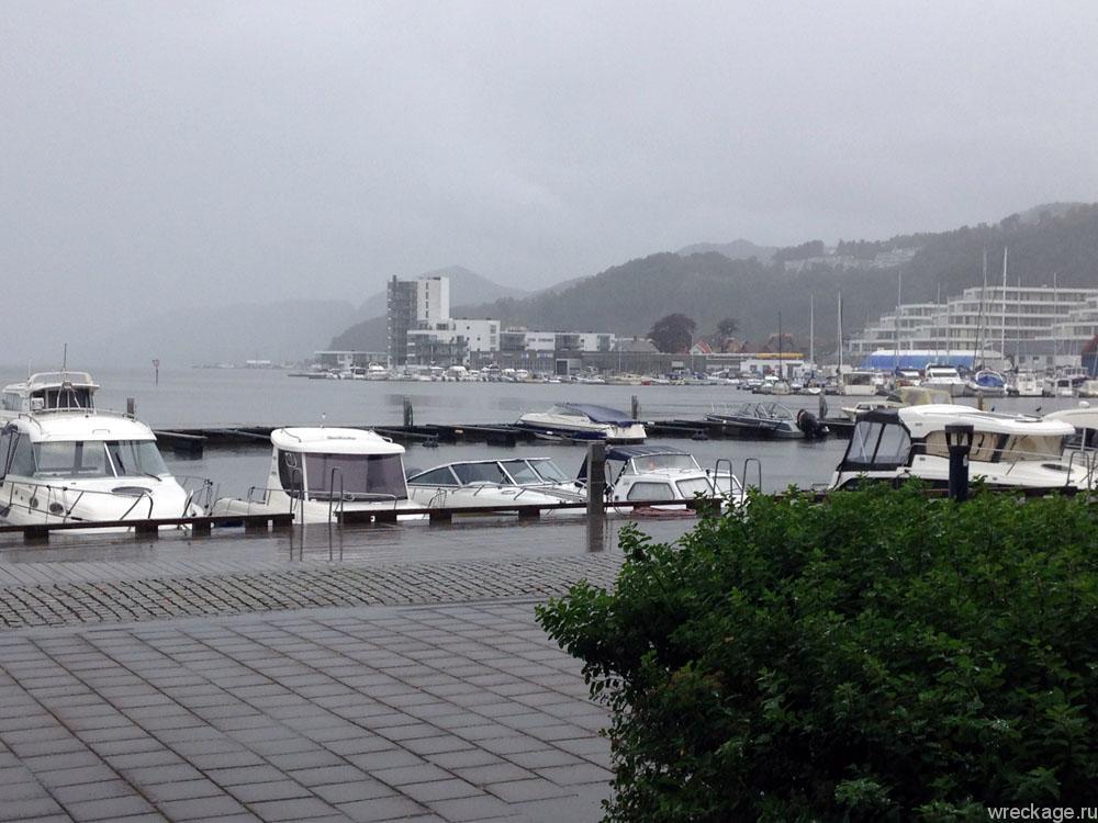 Санднес и Норвежское море