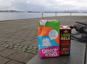норвегия молоко шоколадное