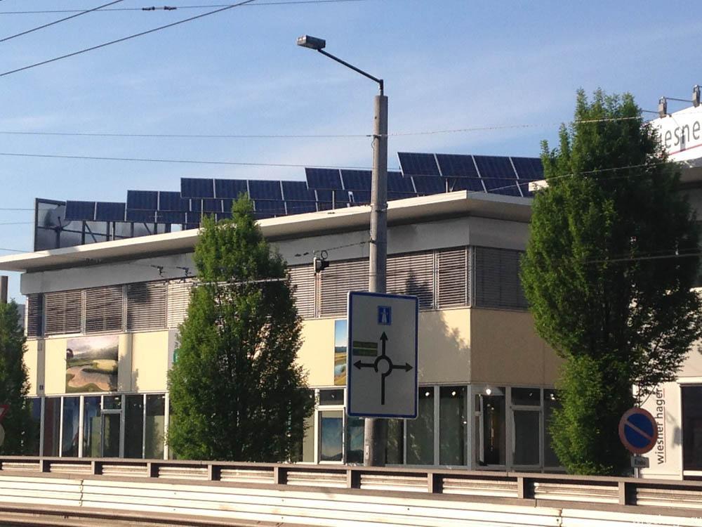 зальцбург солнечные батареи