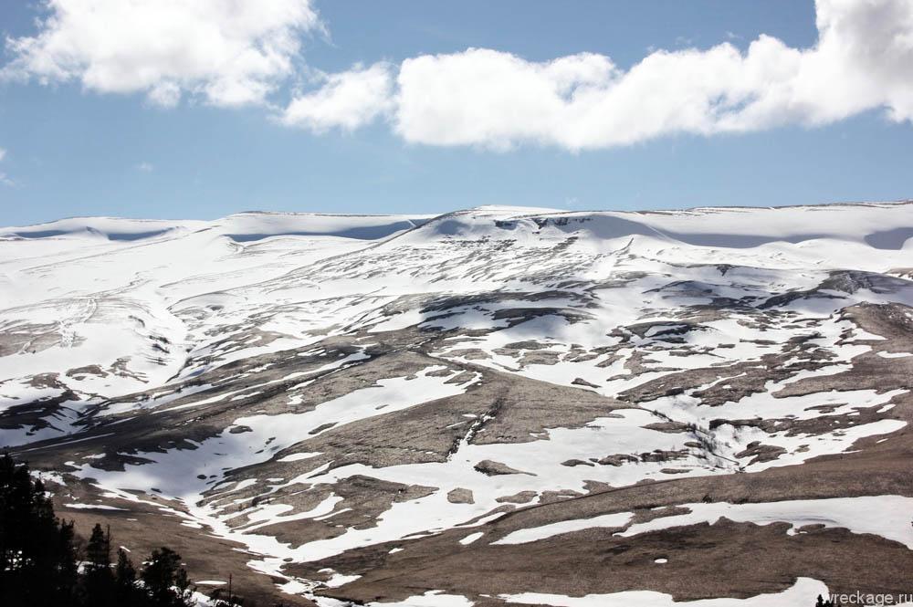 Адыгея плато лаго наки