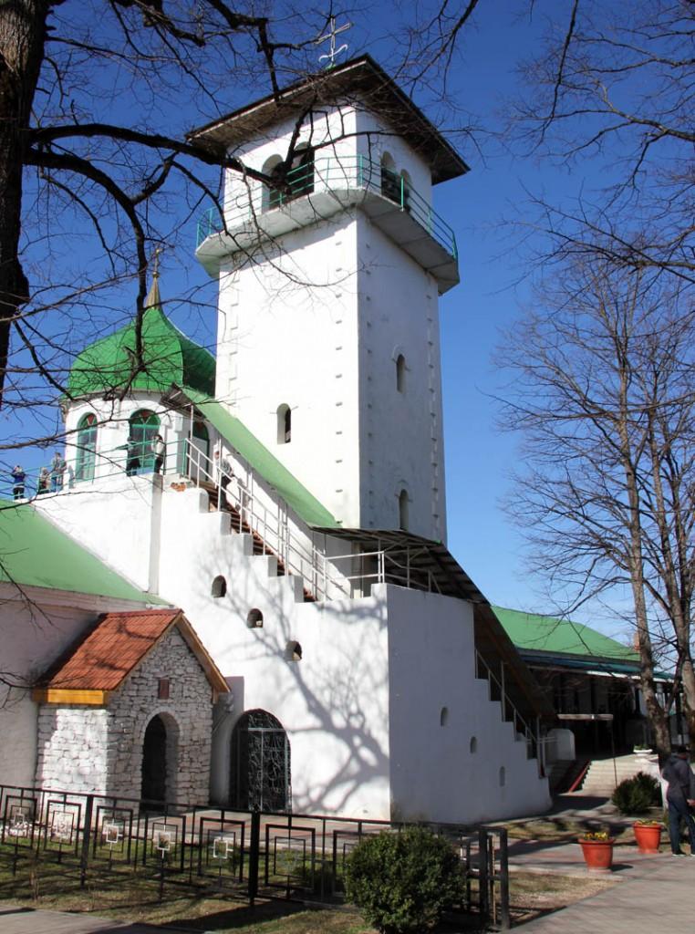 Свято-Михайло-Афонский монастырь