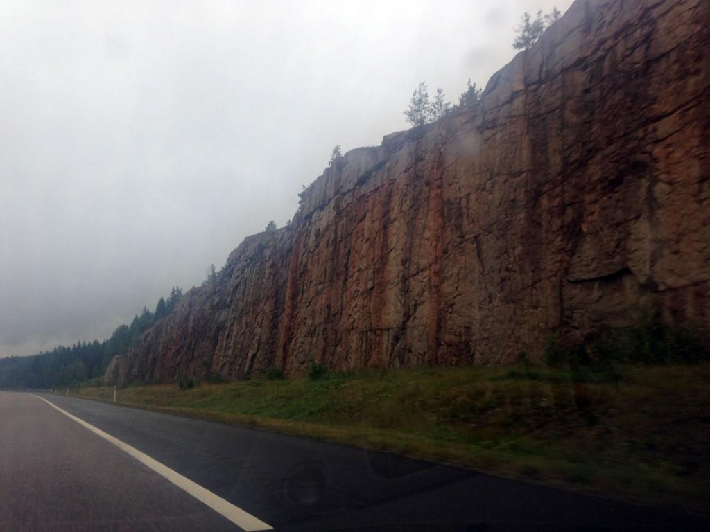 по пути в хельсинки