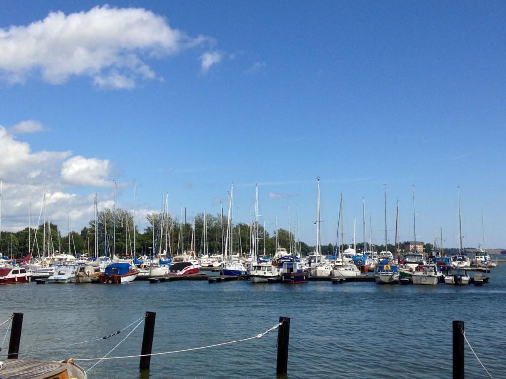 яхты и катера хельсинки