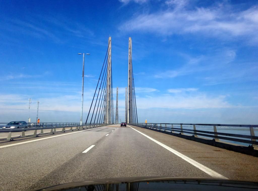 мост оресунд