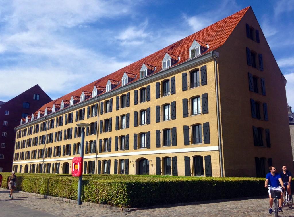 Копенгаген архитектура