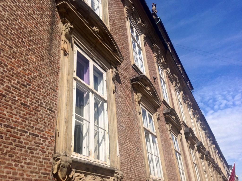 окна копенгагена