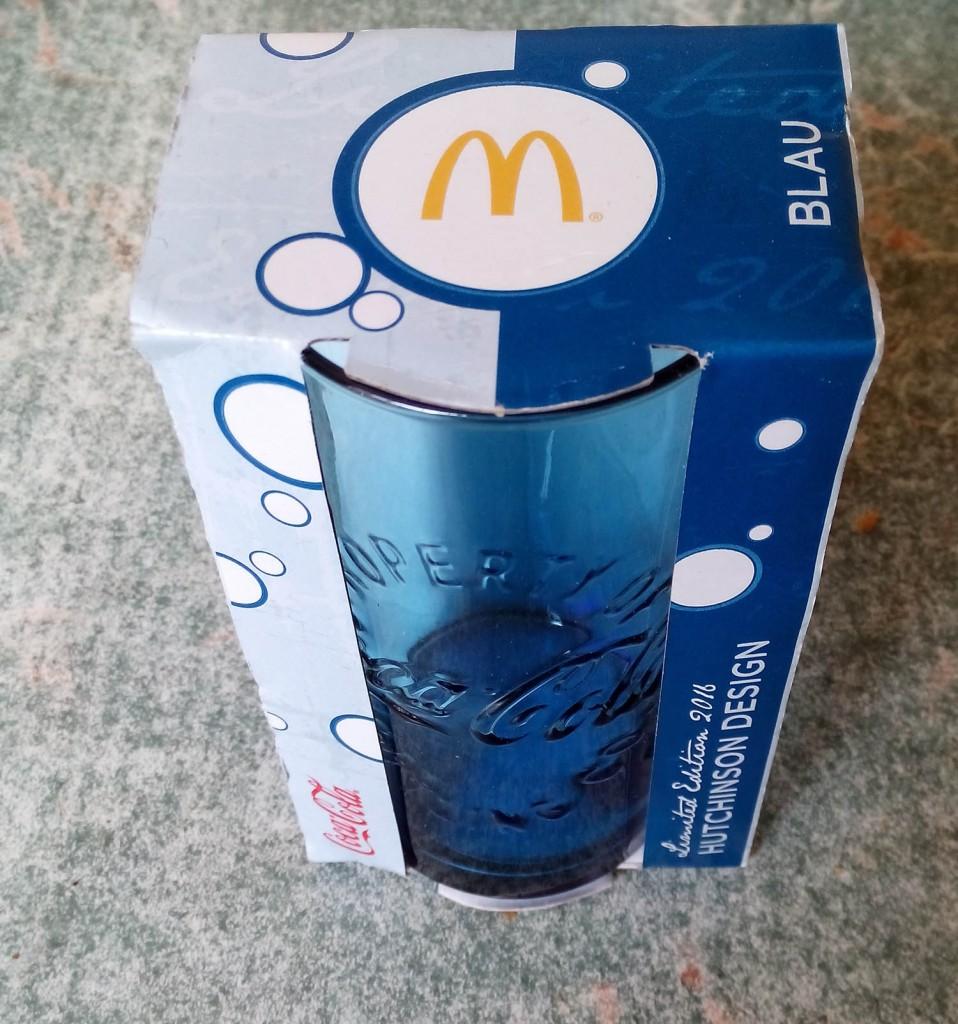 стакан макдональдс из германии
