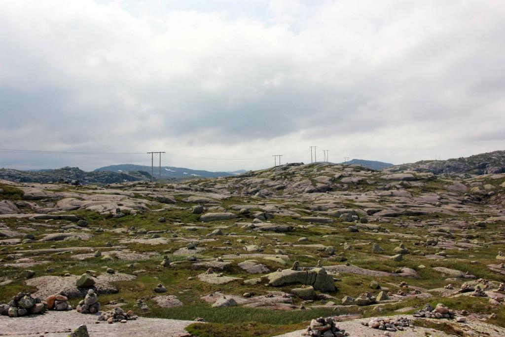 ЛЭП норвегия