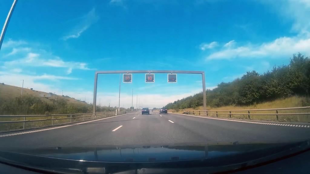 ограничение скорости на мосту эрессун