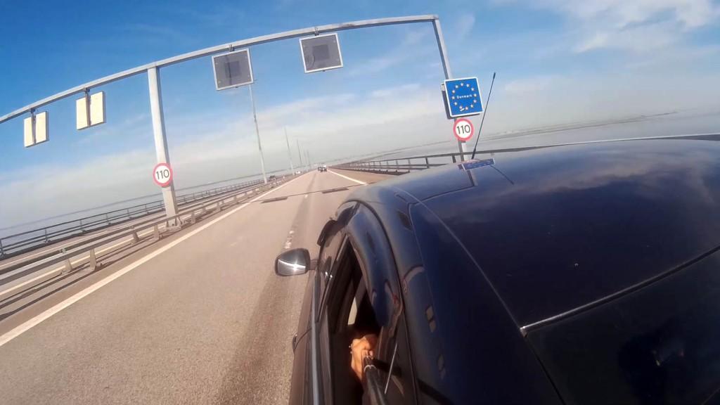 Граница Швеции и Дании