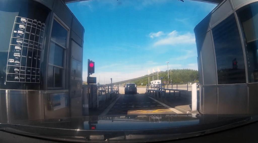 сколько стоит проезд эрессун мост