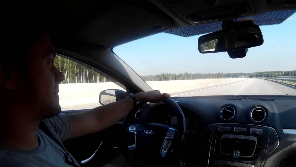 Дорога от М11 до Солнечногорска