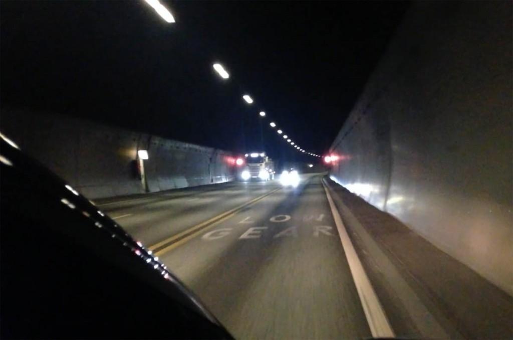 осло туннель