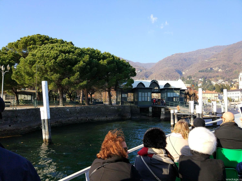 Озеро Комо из Милана