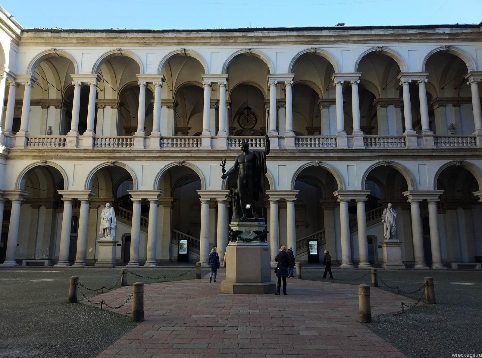 Шоппинг в Милане и не только