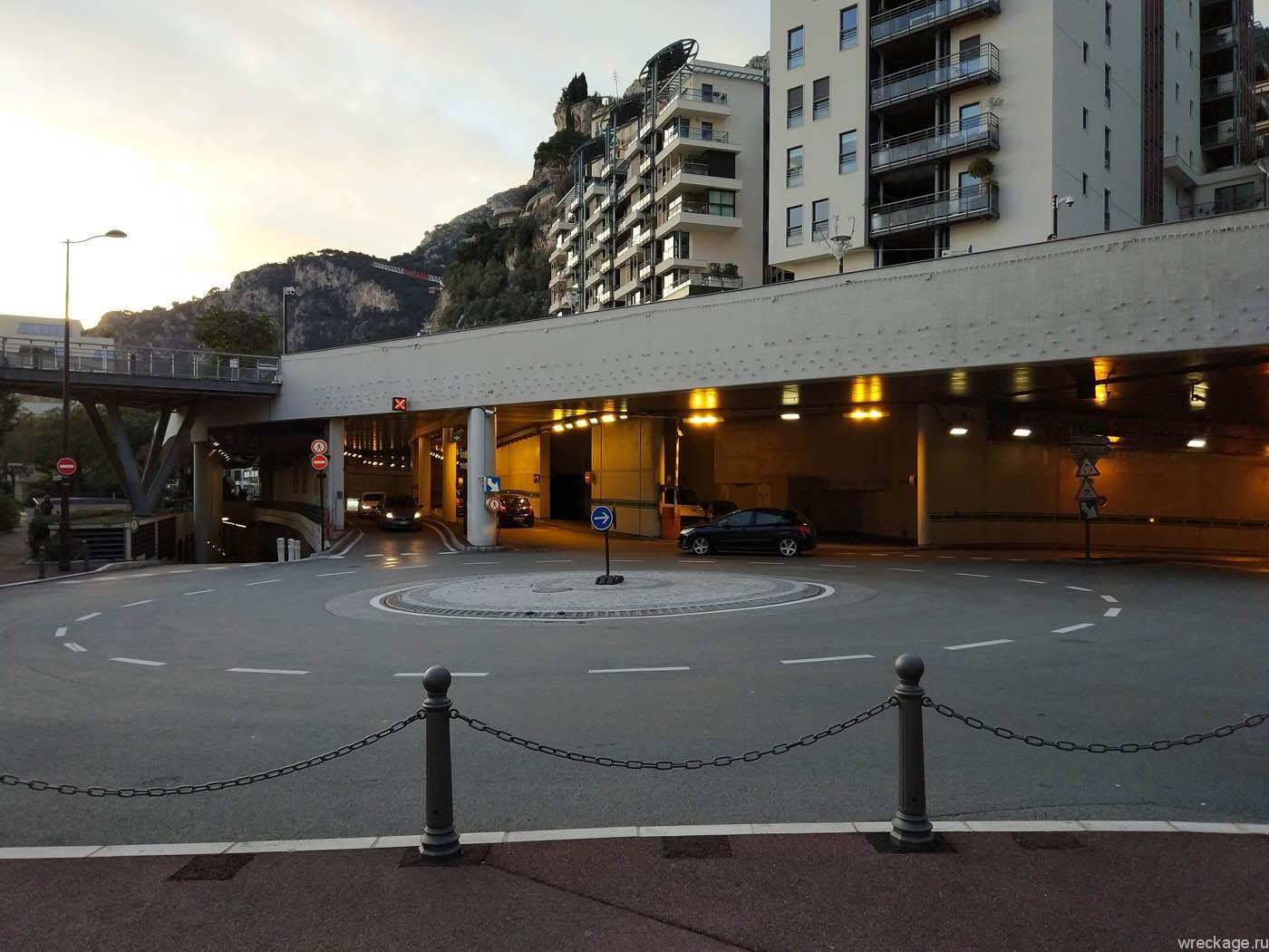 поворот из нфс5 в монако