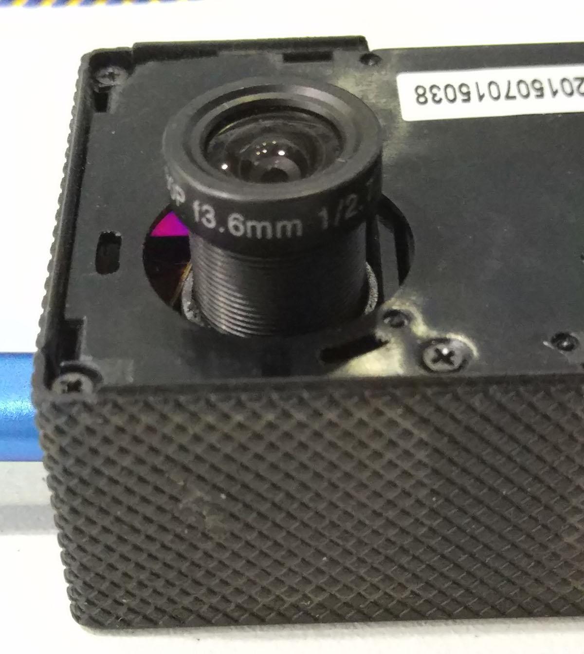 объектив sjcam4000 от обычной камеры