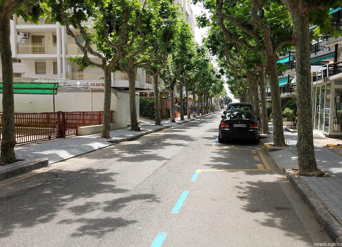 Салоу улицы