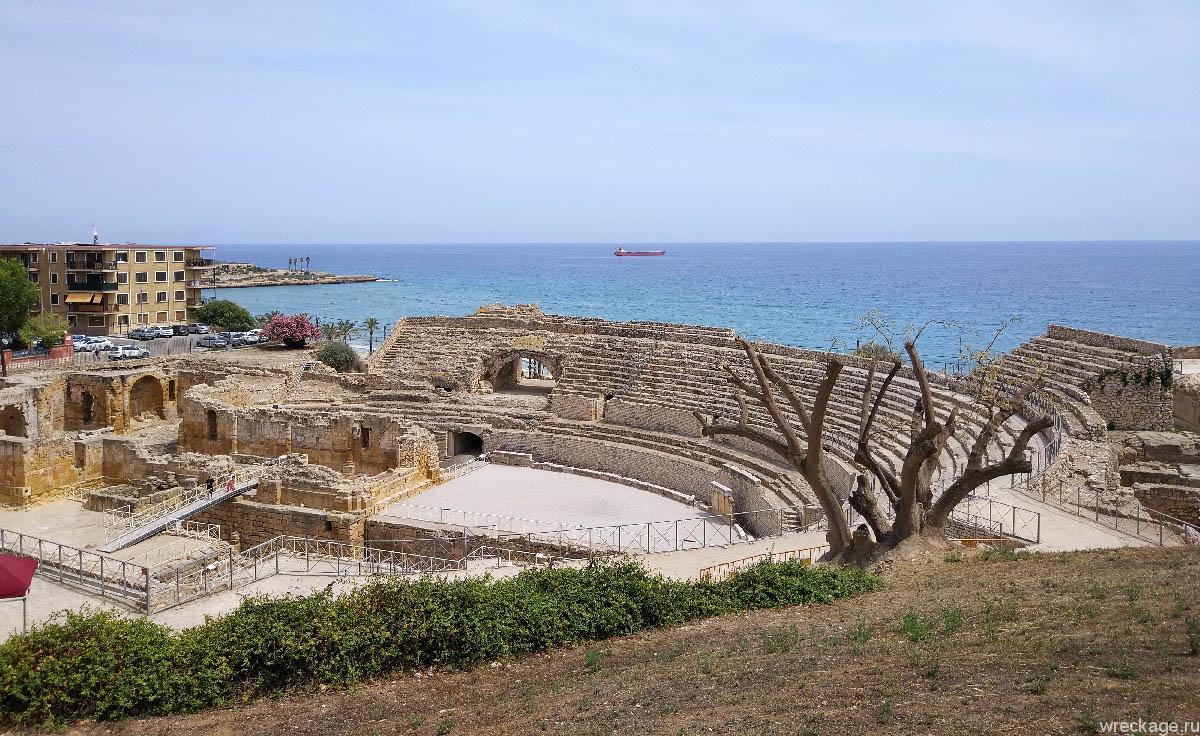 амфитеатр таррагоны