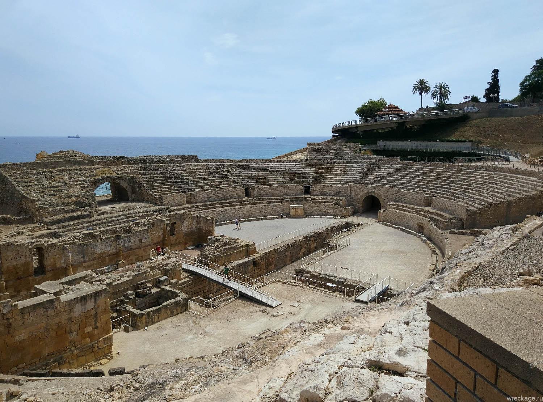 Террагона амфитеатр