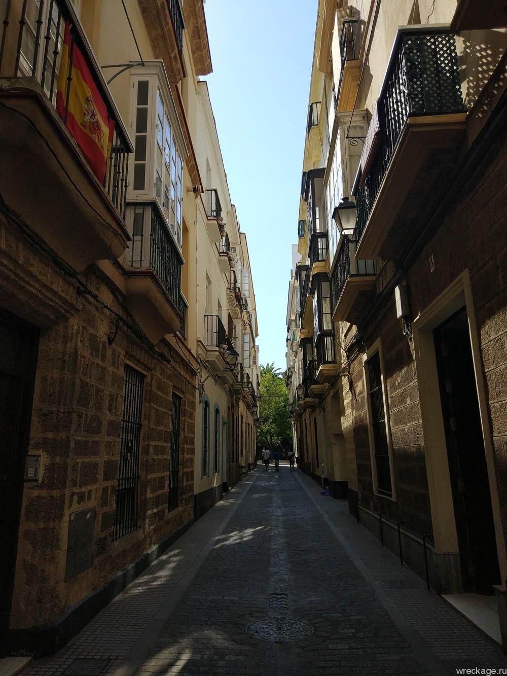 кадис улицы