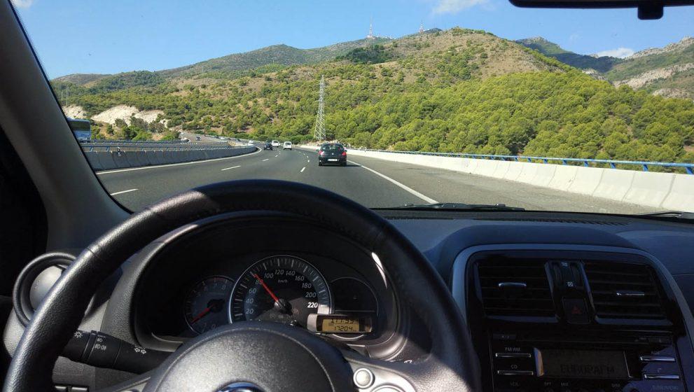 Едем в Гибралтар через Ла-Линея