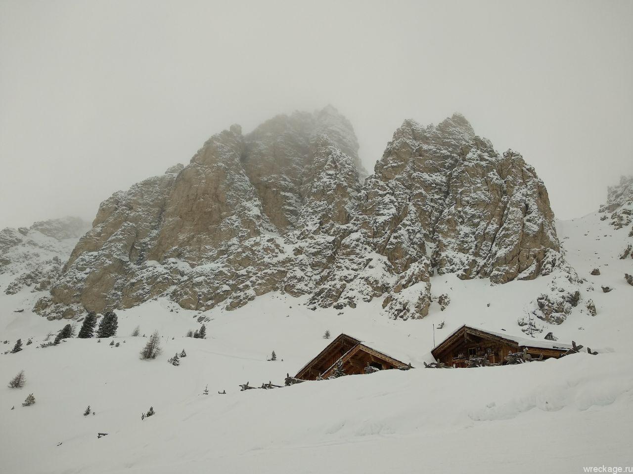 Что ещё делать в Доломитовых Альпах, кроме катания?