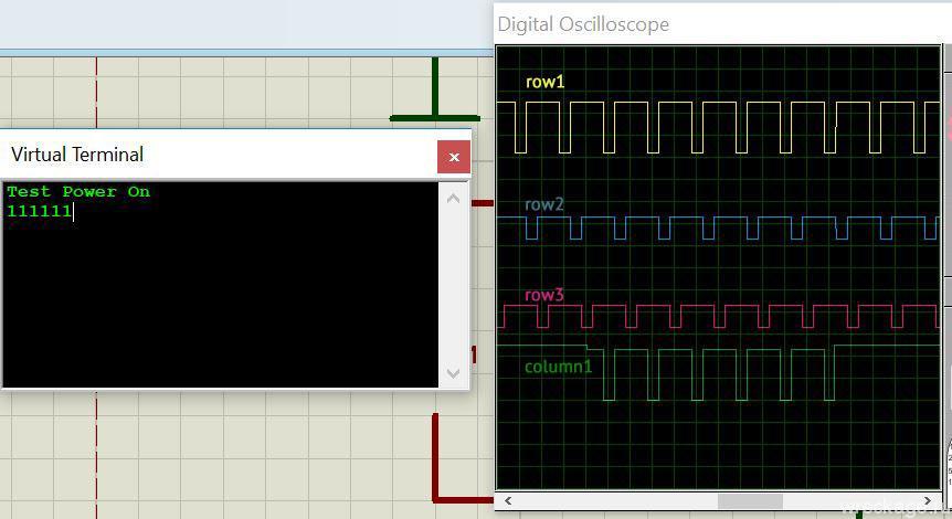Open-source система контроля доступа. Часть 1 - опрос матричной клавиатуры на arduino
