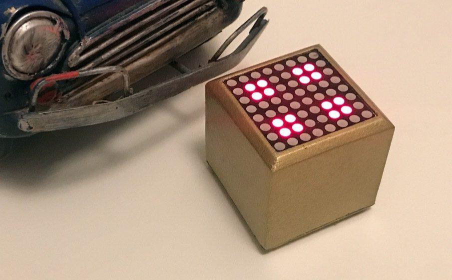 Переход от прототипа Arduino к устройству на примере игрального кубика