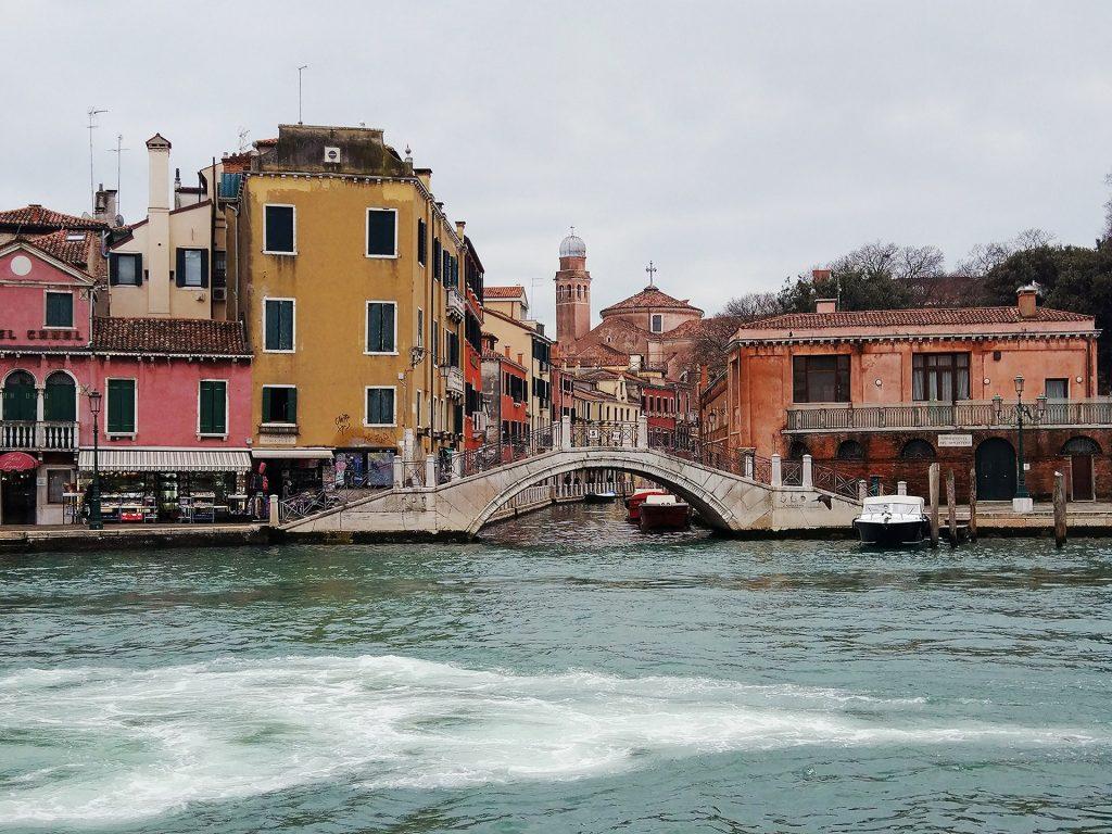 каналы Венеция гранд
