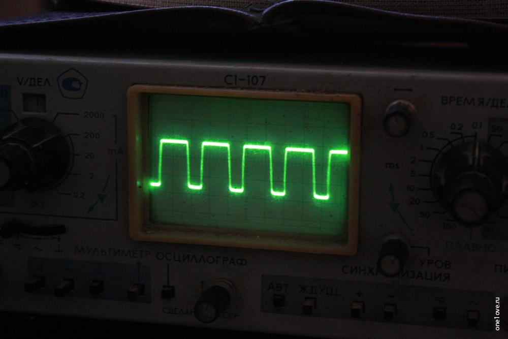 формирование сигнала