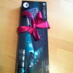 клавиатура приз