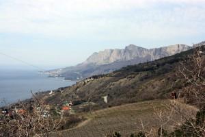 старая трасса на севастополь