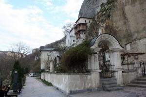 Успенский монастырь крым