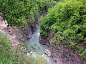 Адыгея рафтинг река