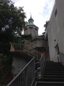 Ставангер старая башня