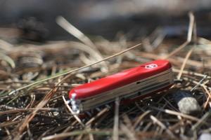 нож в крыму в лесу