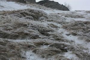 крым демерджи зима